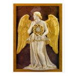 Golden Angel Postcard