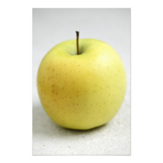Golden apple from Limousin - France - AOC For Photo Print