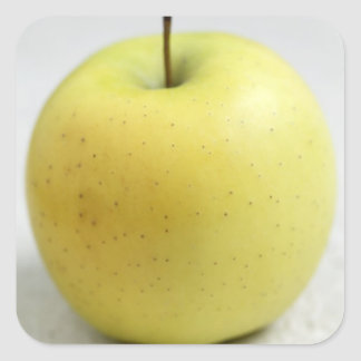 Golden apple from Limousin - France - AOC For Square Sticker