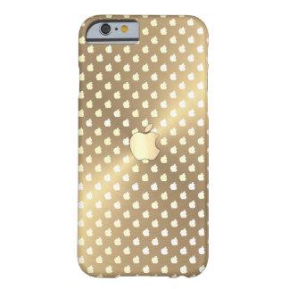 Golden Apple Louis Vuitton style case