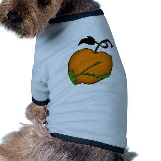 Golden Apple of Eris Ringer Dog Shirt