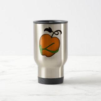 Golden Apple of Eris Stainless Steel Travel Mug