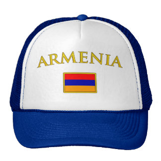 Golden Armenia Cap