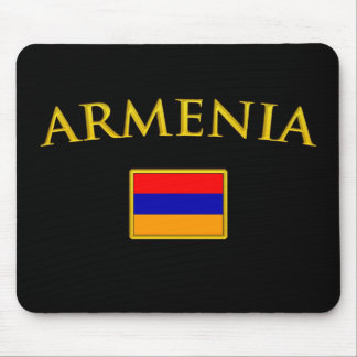 Golden Armenia Mouse Mat