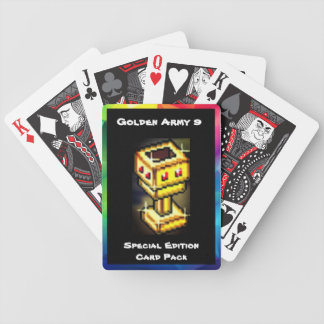 Golden Army 9 Special Edition Card Pack
