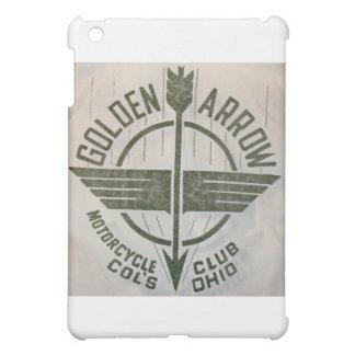 Golden Arrow Motorcycle Club Logo Case For The iPad Mini