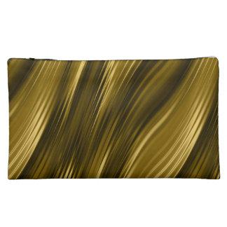 Golden Art Makeup Bag
