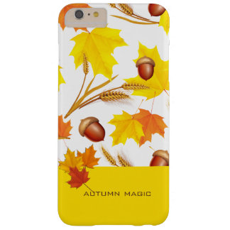 Golden Autumn Barely There iPhone 6 Plus Case