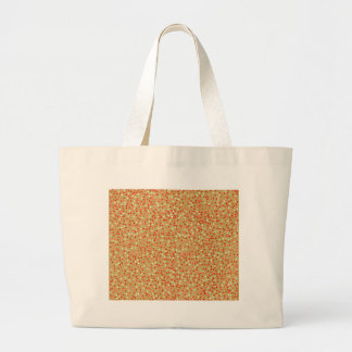 Golden Backdrop Large Tote Bag