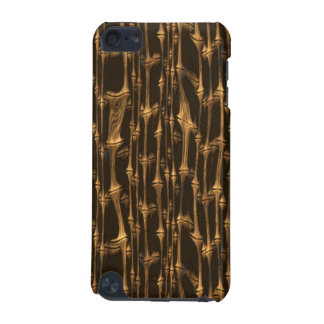 Golden Bamboo Nature Pattern Device Case iPod Touch 5G Case