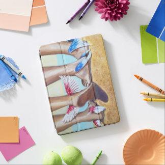 golden beach iPad air cover
