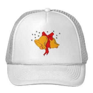 Golden Bells Trucker Hats