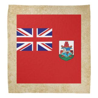 Golden Bermuda Flag Bandana
