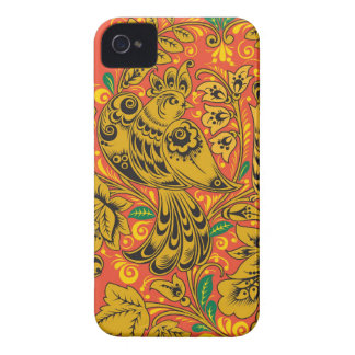 Golden bird iphone 4s case