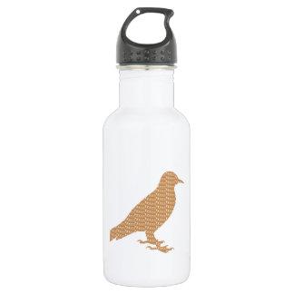 GOLDEN Bird: Pet Kids Zoo Play Decoration lowprice 532 Ml Water Bottle