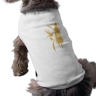 Golden Bird Pet T-shirt