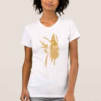 Golden Bird Tee Shirts