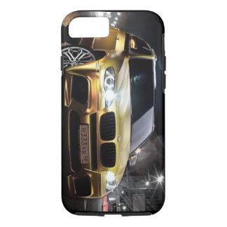 Golden BMW IPhone Phone Case
