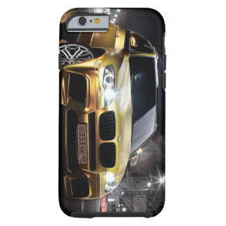 Golden BMW IPhone Phone Case