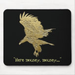 """""""Golden Boy"""" Eagle gifts Mouse Pad"""