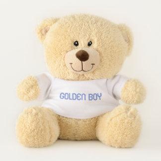 Golden Boy Teddy Bear