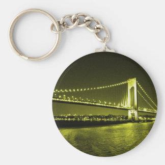 Golden Bridge keychain