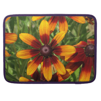 "Golden brown flowers Macbook Pro 15"" Sleeve For MacBooks"