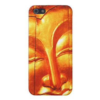 Golden Buddha 4G iPhone 5 Covers