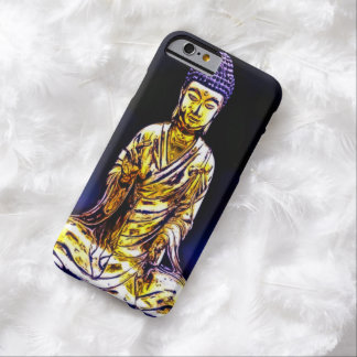 Golden Buddha Airbrush Art iPhone 6 Case