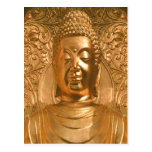 Golden Buddha - Awesome Postcards