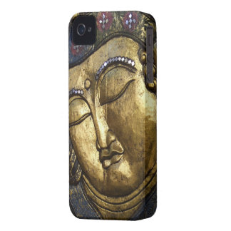 Golden Buddha Blessing Inspirational Love iPhone 4 Cases