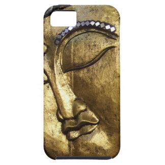 Golden Buddha Blessing Inspirational Love iPhone 5 Case