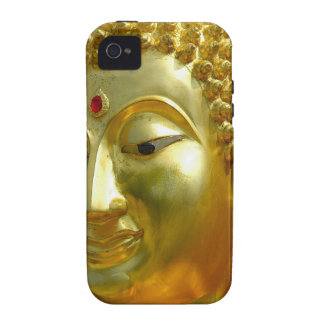 Golden Buddha Vibe iPhone 4 Cover