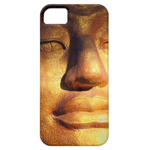 Golden Buddha iPhone 5 Case