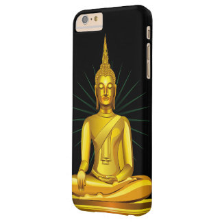 Golden Buddha Barely There iPhone 6 Plus Case
