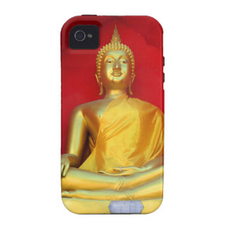 Golden Buddha Case-Mate iPhone 4 Covers