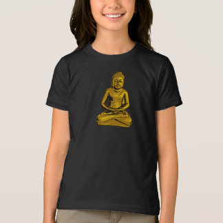 Golden Buddha Girls T-Shirt