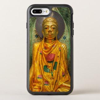 Golden Buddha In Temple OtterBox Symmetry iPhone 8 Plus/7 Plus Case