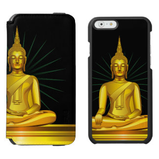 Golden Buddha Incipio Watson™ iPhone 6 Wallet Case