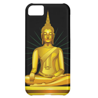 Golden Buddha iPhone 5 C Case iPhone 5C Case