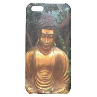 Golden buddha iPhone 5C cases