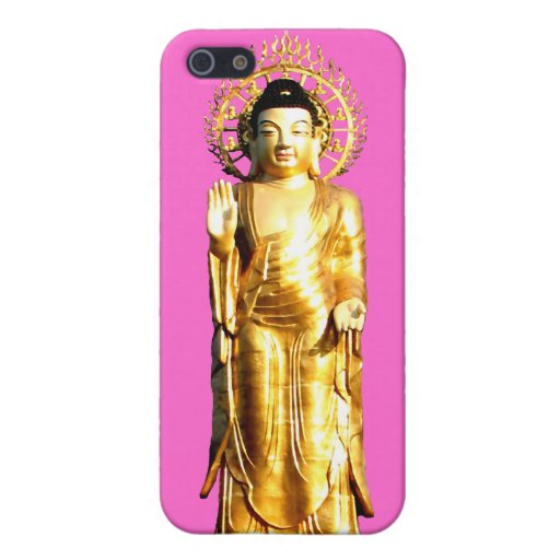 Golden Buddha iPhone 5 Covers