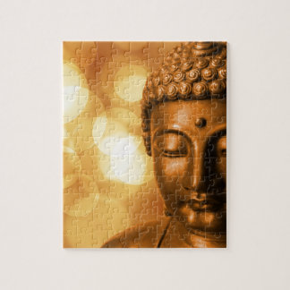 Golden Buddha Jigsaw Puzzle