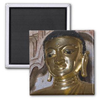 Golden Buddha Magnet