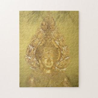 golden buddha puzzle