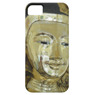 Golden Buddha Statue Inspirational Love Case For The iPhone 5