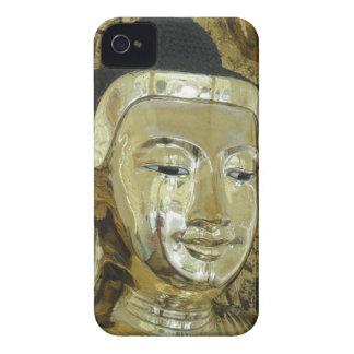 Golden Buddha Statue Inspirational Love iPhone 4 Case