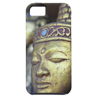 Golden Buddha statue iPhone 5 Covers