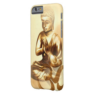 Golden Buddha with OM Barely There iPhone 6 Case