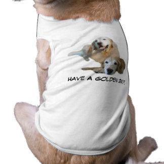 Golden Buddies Pet Clothing
